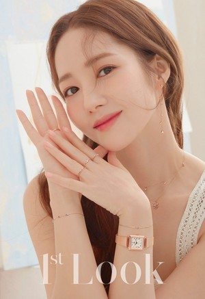 Park MinYoung For 1st Look Vol.173