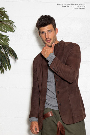 Parker Young - Avante Magazine Photoshoot - 2018
