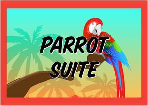 鸚鵡, オウム Suite