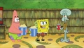 Patrick, Spongebob and Squidward - spongebob-squarepants photo