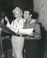 Paul Anka And Mamie Van Doren