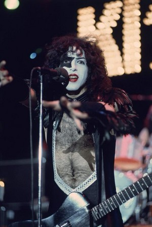 Paul ~Detroit, Michigan...May 14-15, 1975