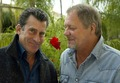 Paul Michael Glaser and David Soul