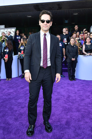 Paul Rudd at the Avengers: Endgame World Premiere in Los Angeles (April 22nd, 2019)
