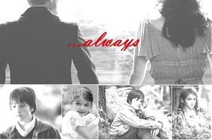 Peeta/Katniss Fanart - Always