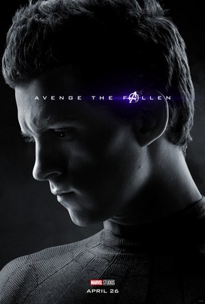 Peter Parker ~Avengers: Endgame character posters