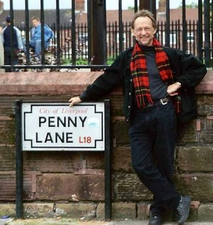 Peter Tork at Penny Lane