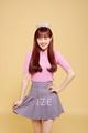LOONA's Chuu for IZE Magazine