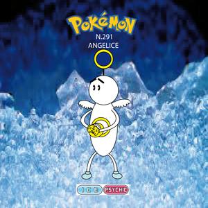 Pokemon (8 Generation) Angelice