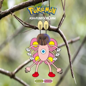 Pokemon (8 Generation) Ash-Funfoorlarm