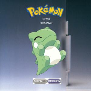 Pokemon (8 Generation) Drammie