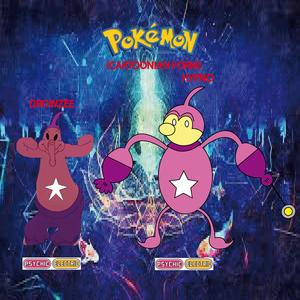 Pokemon (8 Generation) Drowzee & Hypno