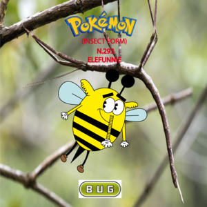 Pokemon (8 Generation) Elefunnie