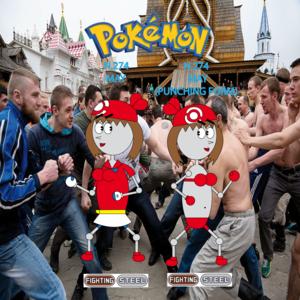 Pokemon (8 Generation) May