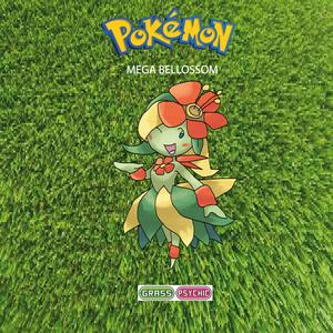 Pokemon (8 Generation) Mega Bellossom