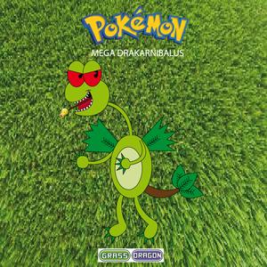 Pokemon (8 Generation) Mega Drakarnibalus