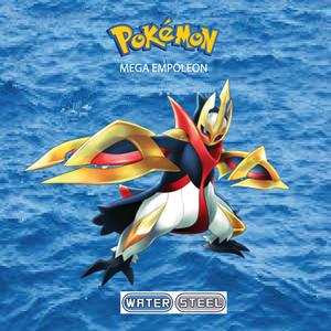 Pokemon (8 Generation) Mega Empoleon