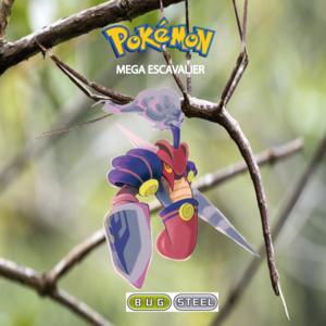 Pokemon (8 Generation) Mega Escavalier