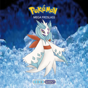 Pokemon (8 Generation) Mega Froslass
