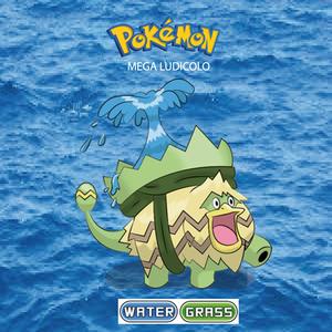 Pokemon (8 Generation) Mega Ludicolo