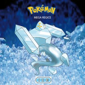 Pokemon (8 Generation) Mega Regice