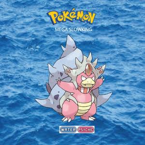 Pokemon (8 Generation) Mega Slowkingite