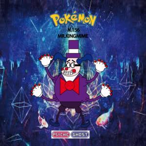 Pokemon (8 Generation) Mr.Kingmime