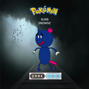 Pokemon (8 Generation) Snowive