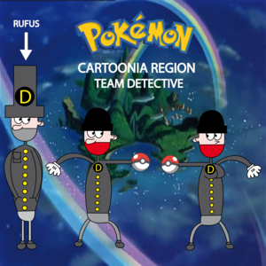 Pokemon (8 Generation) Team Detective