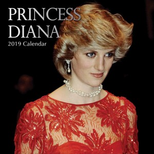 Princess Diana Calendar