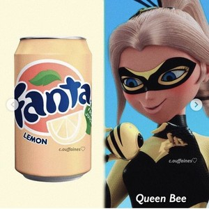 Queen Bee Fanta