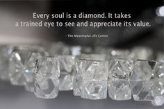 Quote Pertaining To Diamonds