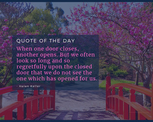 Quote of the hari