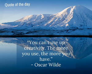 Quote on Creativity