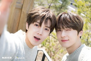 Ren and Minhyun