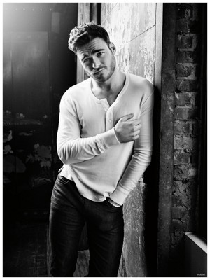 Richard Madden - Flaunt Photoshoot - 2015