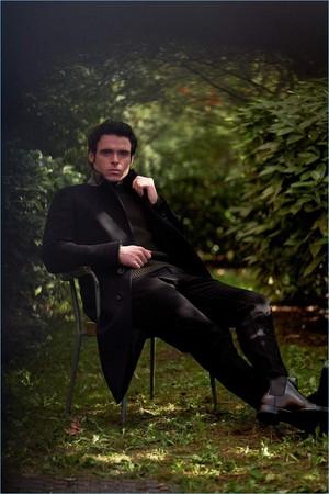 Richard Madden - Mr. Porter Photoshoot - 2018