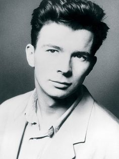 80's music wallpaper entitled Rick Astley