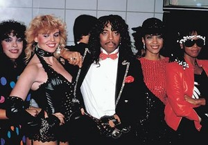 Rick James And The Mary Jane Girld