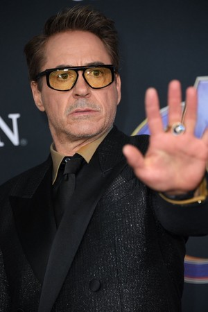 Robert Downey jr at the Avengers: Endgame World Premiere in Los Angeles (April 22nd, 2019)