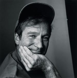 Robin (Irving Penn Portrait)