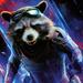 Rocket ~Avengers: Endgame (2019)  - the-avengers icon