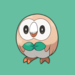 Rowlet - pokemon icon