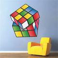 Rubik's Cube muro Art