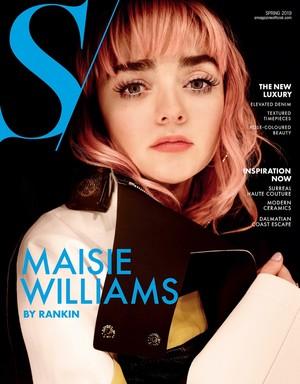 S Magazine ~ April 2019