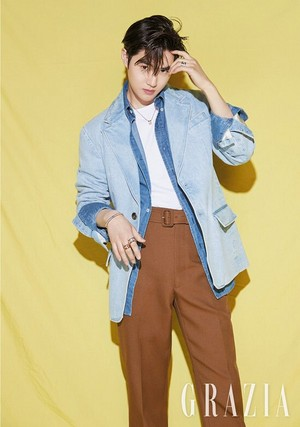 SUHO for GRAZIA KOREA