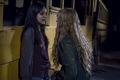 Samantha Morton as Alpha in 9x15 'The Calm Before' - alpha-the-walking-dead photo