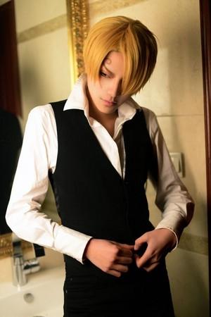 Sanji cosplay