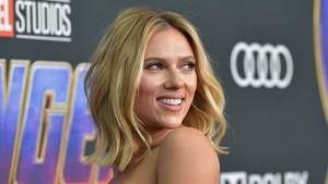 Scarlett Johansson (Natasha/Black Widow) @ Avengers Endgame L.A. Premiere