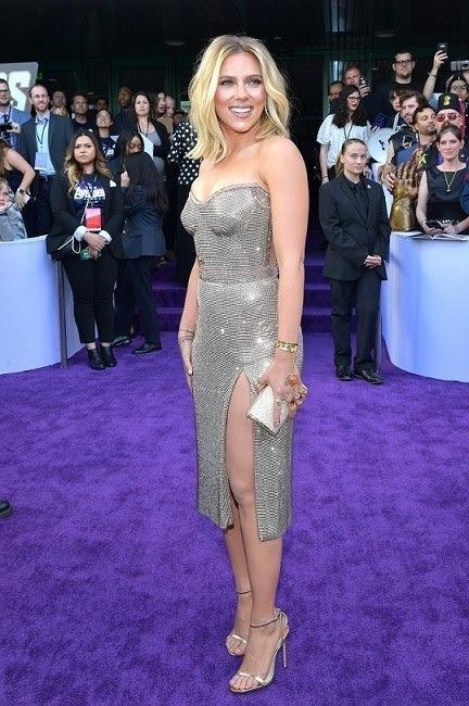 Scarlett Johansson At The Avengers Endgame World Premiere In Los Angeles April 22nd 2019 Avengers Infinity War 1 2 Foto 42752536 Fanpop